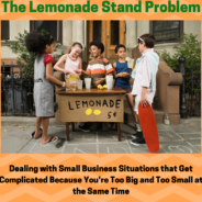 The Lemonade Stand Problem