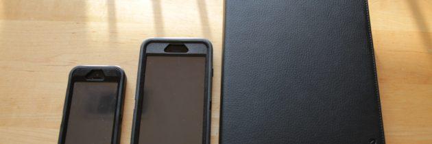 iPhone 6S+, or, iPad Micro
